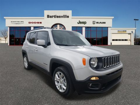 New 2018 JEEP Renegade Latitude